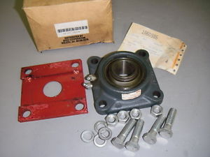 "high temperature AGCO Massey Ferguson 1R60986 Rear Bearing Link Belt 1-3/8"" Four Bolt Flange"