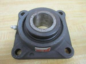 "high temperature Link Belt F-224 F224 Flange Bearing – Size: 1-1/2"" – New No Box"