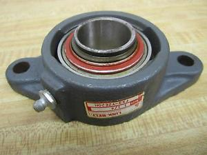 "high temperature Link Belt FX3-Y2E20H FX3Y2E20H Flange Bearing – Size 1 1/4"" – Used"