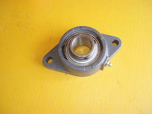 high temperature New Link Belt 2 bolt flange Bearing FX3U219N Size 1-3/16""