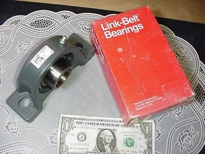 high temperature Link-Belt Bearing P3S222E Pillow Block Bearing 1 3/8 Inch  IN BOX!