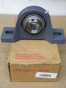 high temperature LINK-BELT PH3U223H PILLOW BLOCK BEARING NIB 1-17/16