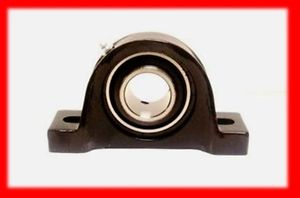 "high temperature REXNORD P3U223N LINK-BELT BALL BEARING PILLOW 1-7/16"" DIA. ()"