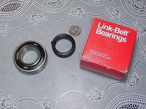 "high temperature Link-Belt Bearing Insert with Collar WG2E20EL 1-1/4"" x 2.4409""- Locking Device"