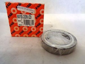 high temperature  FAG 6010 2ZRC3 BALL BEARING