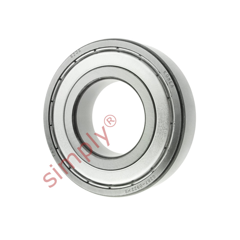 high temperature FAG 62062Z Metal Shielded Deep Groove Ball Bearing 30x62x16mm