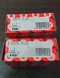 high temperature FAG 2307K.TV.C3;  80 x 35 x 31 – Self-aligning Double Row Ball Bearing
