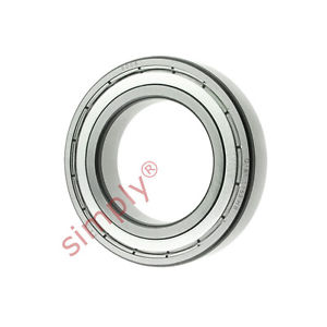 high temperature FAG 60082Z Metal Shielded Deep Groove Ball Bearing 40x68x15mm