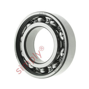 high temperature FAG 6005C3 Open Deep Groove Ball Bearing 25x47x12mm