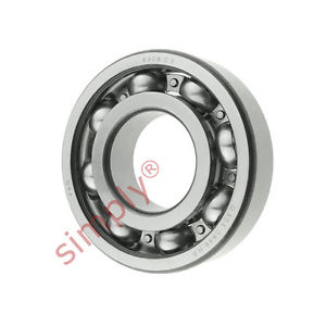 high temperature FAG 6308C3 Open Deep Groove Ball Bearing 40x90x23mm