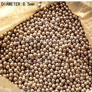 high temperature 100 pcs Dia/Diameter 8.5 mm bearing balls Carbon steel ball Stainless in stock