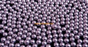 "high temperature (250 PCS) (3mm / 0.1181"") 316 Stainless Steel Bearing Balls Grade 100 (G100)"
