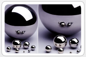 """high temperature One 177 mm ( 7"""" ) Stainless Hollow ball"""