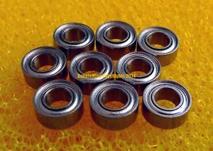 high temperature 20 PCS – SMR52zz (2x5x2.5 mm) 440c Stainless Steel Ball Bearing Bearings MR52zz