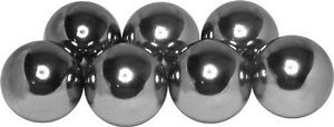 """high temperature Five 5/8"""" 316 stainless steel bearing balls"""