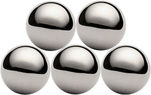 "high temperature Five 1/2"" 316 stainless steel bearing balls"