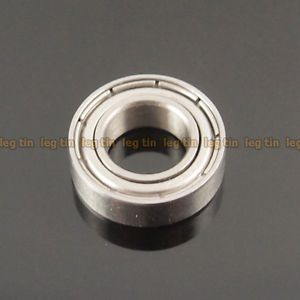 high temperature [5pcs] S689zz 9x17x5 mm S689 Stainless Steel 440c Ball Bearing Bearings