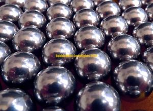 """high temperature 10 pcs – (12.7mm) (0.5"""" 1/2"""" Inch) SS316 Stainless Steel Bearing Ball 316 G100"""