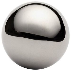 """high temperature One  1-1/4"""" 440c stainless steel bearing ball"""