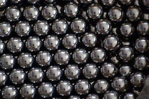 """high temperature 300  1/4"""" Inch G25 Precision 420 Stainless Steel Bearing Balls"""