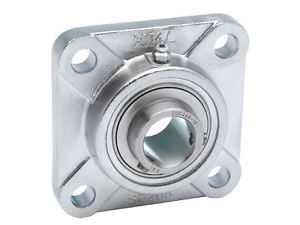 "high temperature KML 1-7/16"" SSUCF207-23 Stainless Steel Bearing"