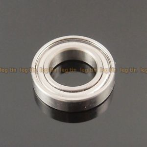 high temperature [5pcs] S6801zz 12x21x5 mm S6801 Stainless Steel 440c Ball Bearing Bearings