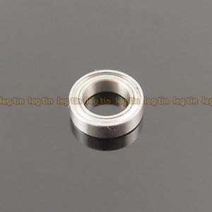 high temperature [10pcs] SMR117zz 7x11x3 mm SMR117 Stainless Steel 440c Ball Bearing Bearings
