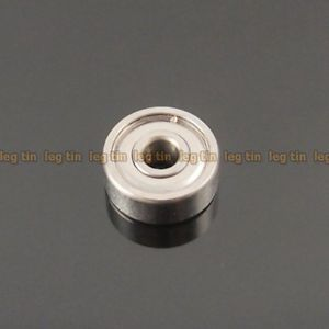 high temperature [10pcs] S624zz S624 4x13x5 mm Stainless Steel 440c Ball Bearing Bearings