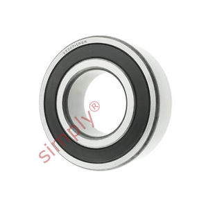high temperature FAG 622072RSR Rubber Sealed Deep Groove Ball Bearing 35x72x23mm