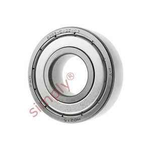high temperature FAG 62032ZC3 Metal Shielded Deep Groove Ball Bearing 17x40x12mm