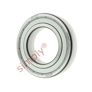 high temperature FAG 62102ZC3 Metal Shielded Deep Groove Ball Bearing 50x90x20mm