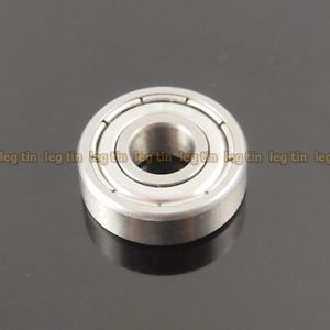 high temperature [10pcs] S607zz 7x19x6 mm S607 Stainless Steel 440c Ball Bearing Bearings