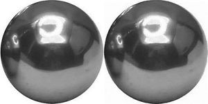 """high temperature Two 1-3/16"""" 420 stainless steel bearing balls"""