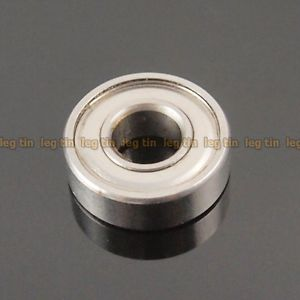 high temperature [20pcs] S698zz 8x19x6 mm S698 Stainless Steel 440c Ball Bearing Bearings