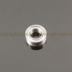 high temperature [10pcs] SMR74zz SMR74 4x7x2.5 mm Stainless Steel 440c Ball Bearing Bearings