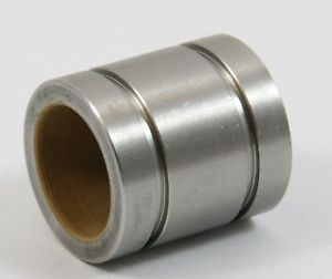 high temperature 35mm Stainless Steel metric bearing  Pacific Bearing (3pc)  PAC5509