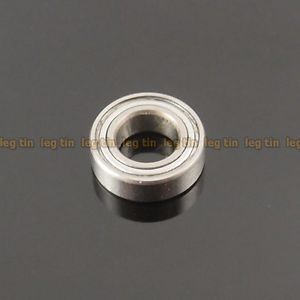 high temperature [5pcs] SMR137zz 7x13x4 mm SMR137 Stainless Steel 440c Ball Bearing Bearings