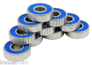 high temperature 10 Bearing S623-2RS 3x10x4 Stainless Steel Sealed Miniature Ball Bearings 6920