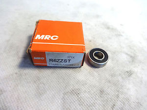 high temperature  IN BOX MRC R6ZZST STAINLESS BEARING