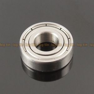 high temperature [20pcs] S699zz 9x20x6 mm S699 Stainless Steel 440c Ball Bearing Bearings