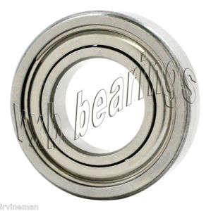 high temperature SMR6009ZZ Stainless Steel Ball Bearing 45x75x16mm