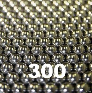 """high temperature 300 3/8"""" Inch G25 Precision 420 Stainless Steel Bearing Balls"""