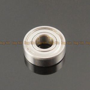 high temperature [20pcs] S696zz S696 6x15x5 mm Stainless Steel 440c Ball Bearing Bearings