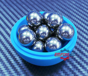 "high temperature (100 PCS) (12.7mm 1/2"") 304 Stainless Steel Loose Bearing Balls G100 Bearings"
