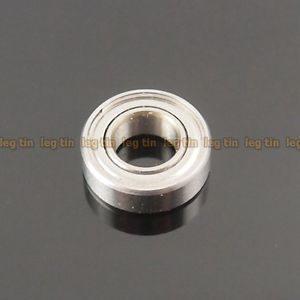 high temperature [5pcs] S688zz 8x16x5 mm S688 Stainless Steel 440c Ball Bearing Bearings
