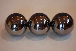 """high temperature THREE  1/2"""" Inch  420  Stainless  Steel Bearing Balls"""