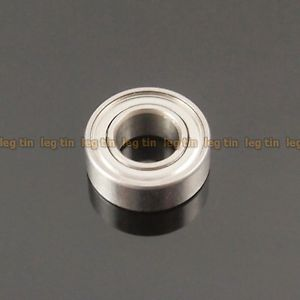 high temperature [20pcs] S687zz 7x14x5 mm S687 Stainless Steel 440c Ball Bearing Bearings