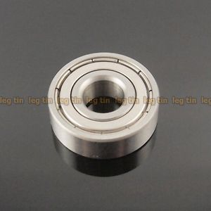 high temperature [10pcs] S6201zz 12x32x10 mm S6201 Stainless Steel 440c Ball Bearing Bearings