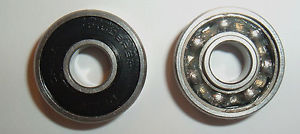 high temperature SS 608 RSP Sealed Stainless Steel Bearing 22x8x7 SS608RSP