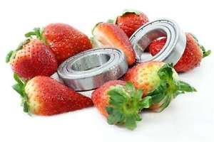 high temperature S6009ZZ Food Grade Stainless Steel Ball Bearing